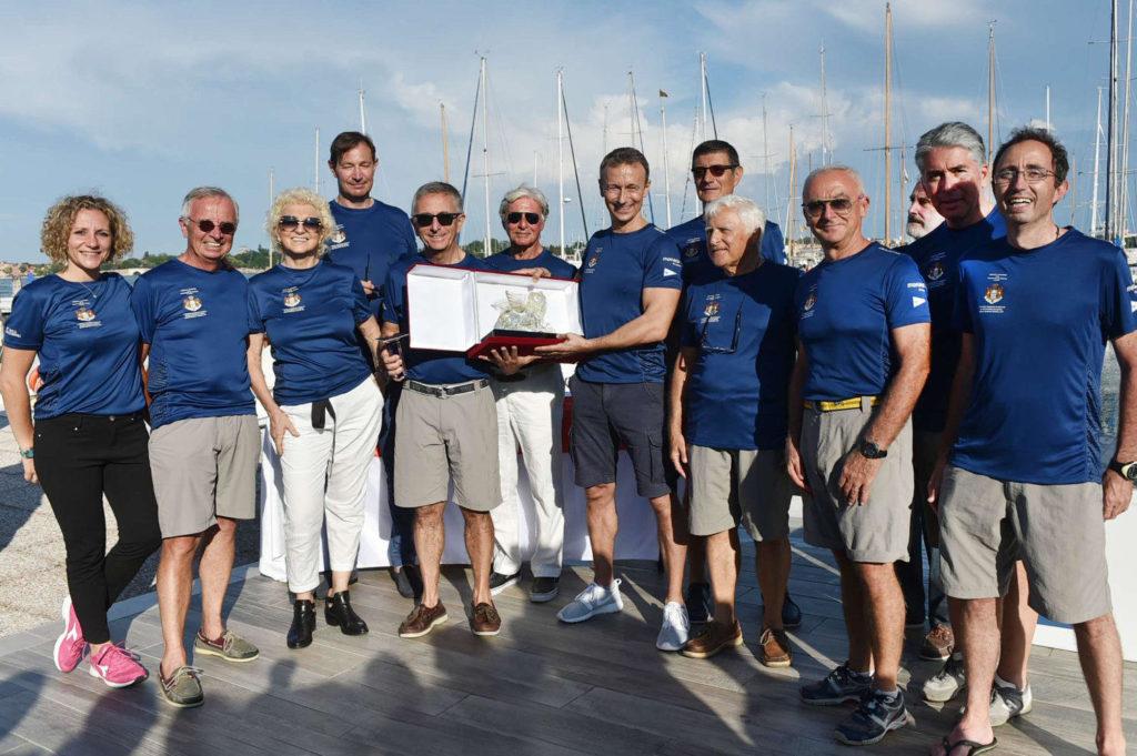Trofeo Principato di Monaco le Vele d'Epoca in Laguna