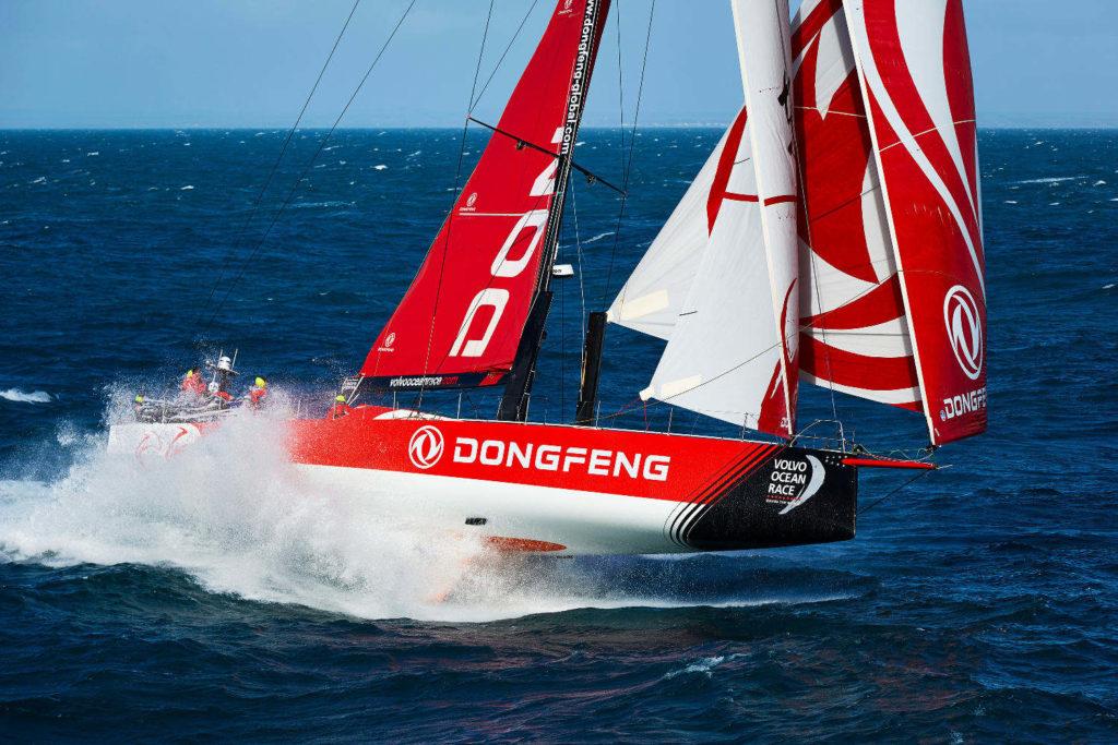 Volvo Ocean Race Team Donfgeng