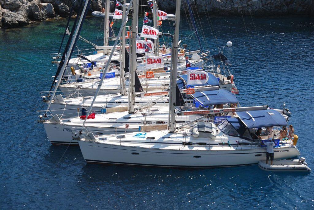 Horca Myseria Samos Vacanza in barca a vela