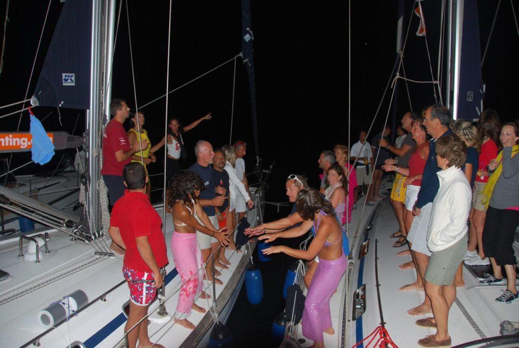 Horca Myseria flottiglia Vacanza in barca a vela