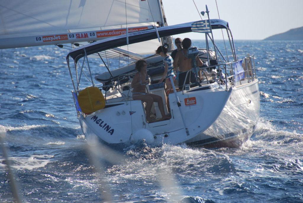 Base Nautica Horca Myseria Vacanza in barca a vela