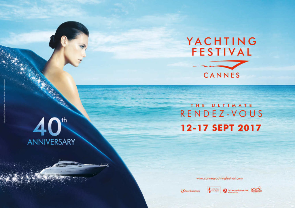 Cannes Yachting Festival Locandina