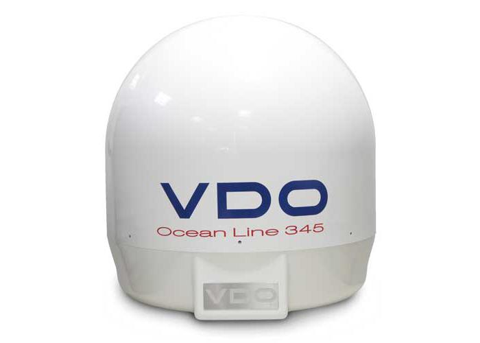Antenne TVSAT OceanLine VDO assistenza