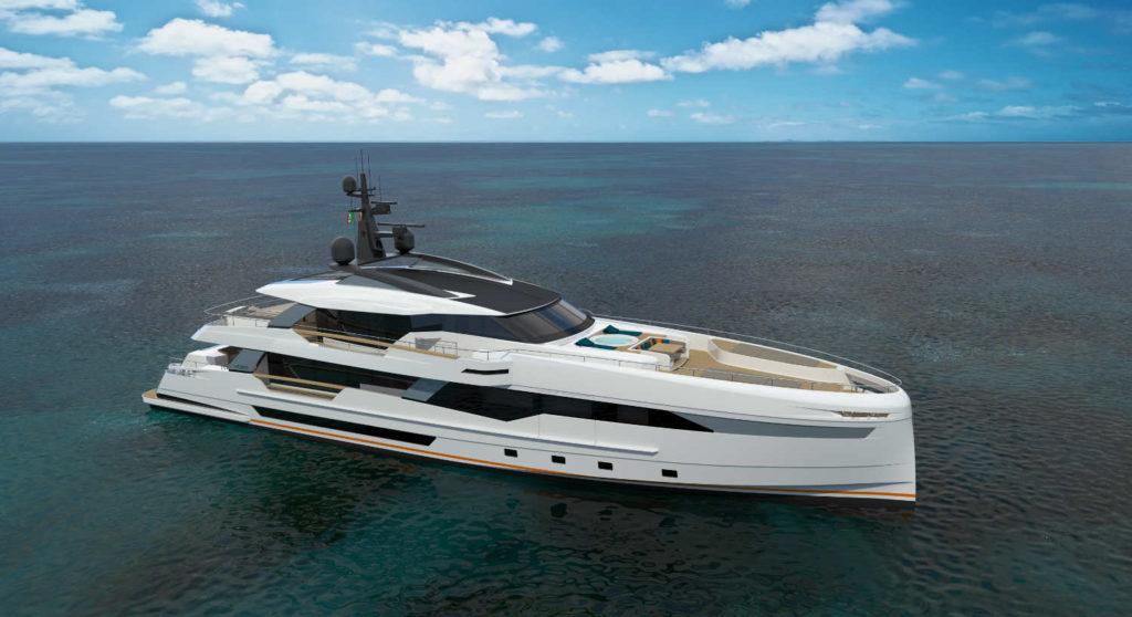 Wider 130' Superyacht