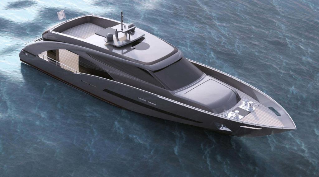 CCN Freedom Yacht Stilista Roberto Cavalli
