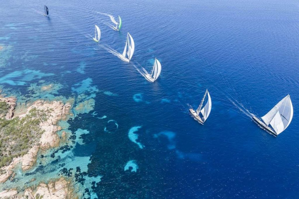 50th Anniversary Regatta Yacht Club Costa Smeralda