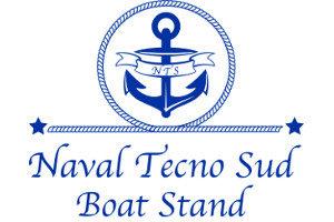 Logo NavalTecnoSud Boat Stand