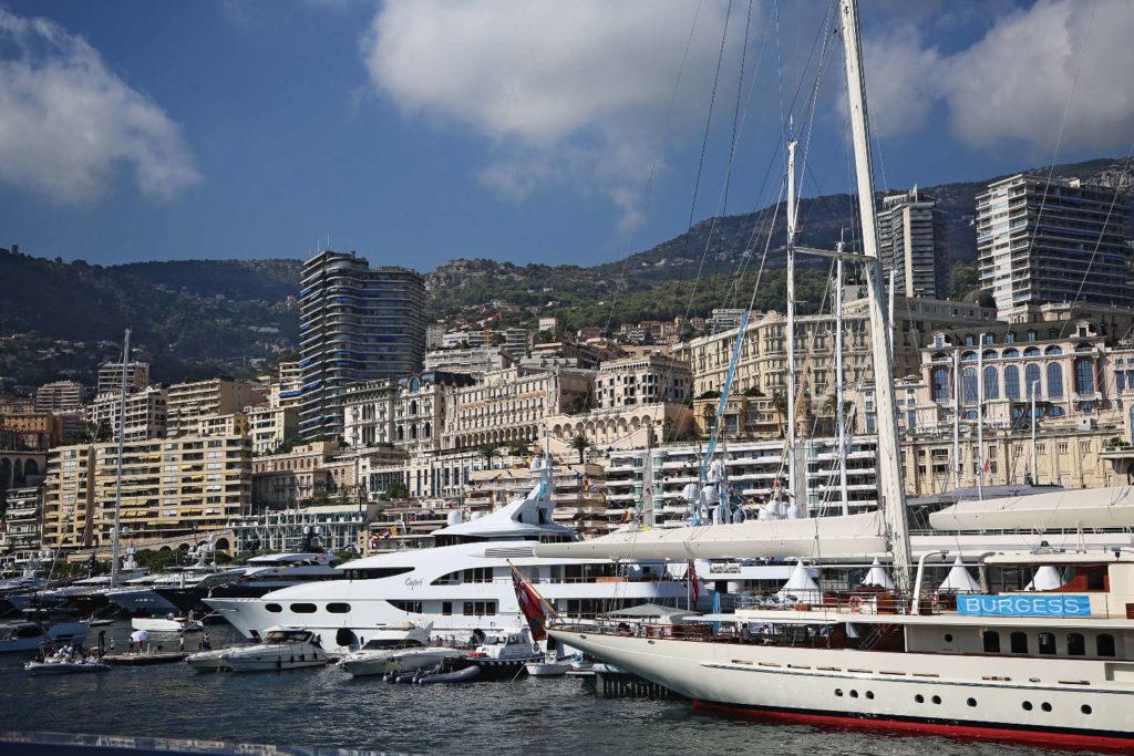 Monaco Yachts Show