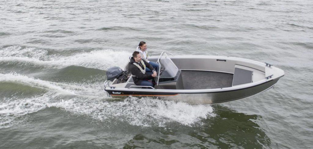 Yamaha Buster Boats SCC