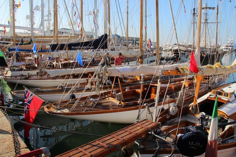 Vele Storiche Viareggio flotta