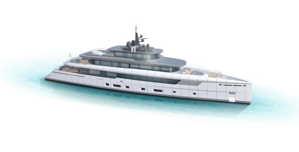 Perini Navi superyacht 56 metri