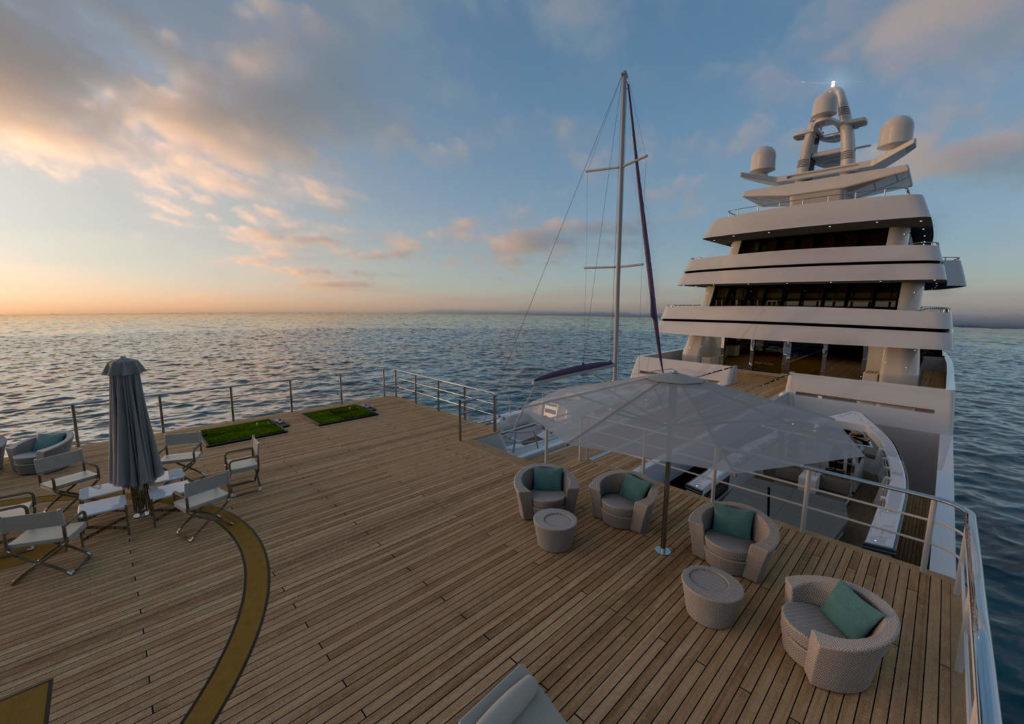 Rosetti Superyachts Marino Group