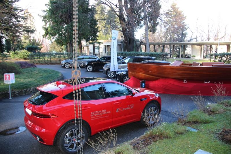 Land Rover e lancia Ernesto Riva Foto Maccione
