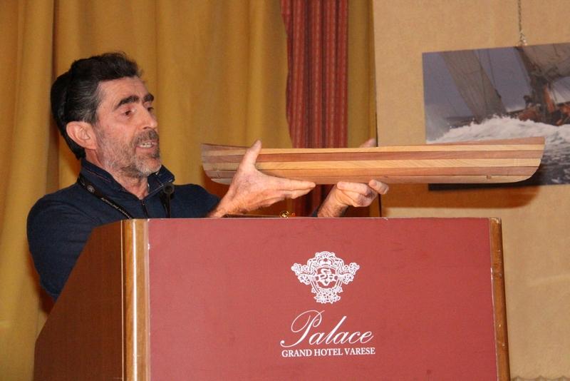 Il Maestro d'Ascia Giovanni Cammarano