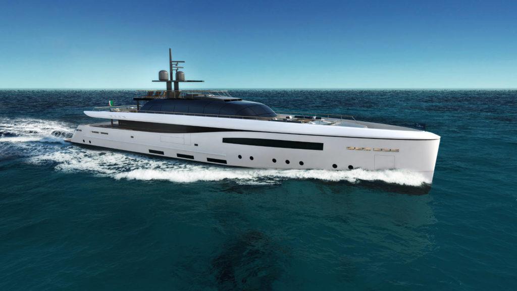 Baglietto Dubai Boat Show