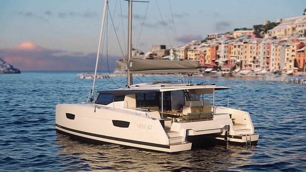EuroSail Yacht FP New 42 poppa