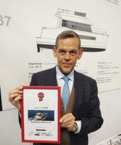 EuroSail Yacht Luca Venica