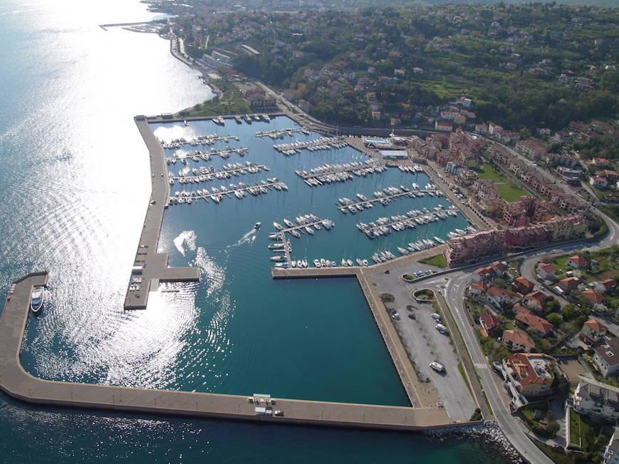FVG Marinas Porto San Rocco Murgia