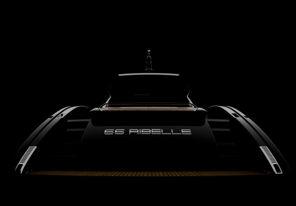 Ferretti Riva 66 Ribelle Project