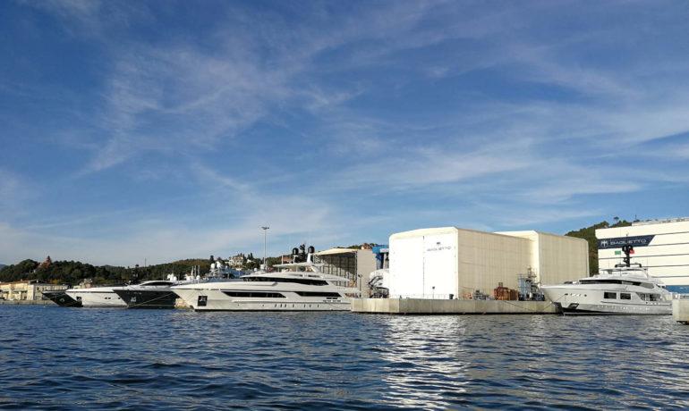 Baglietto Yachts commessa