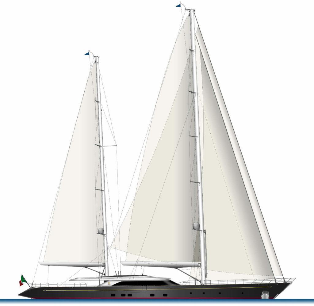 Perini Navi Seven superyacht