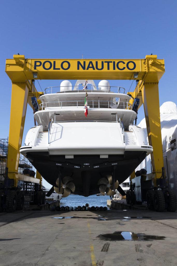Mangusta Oceano 46 yacht