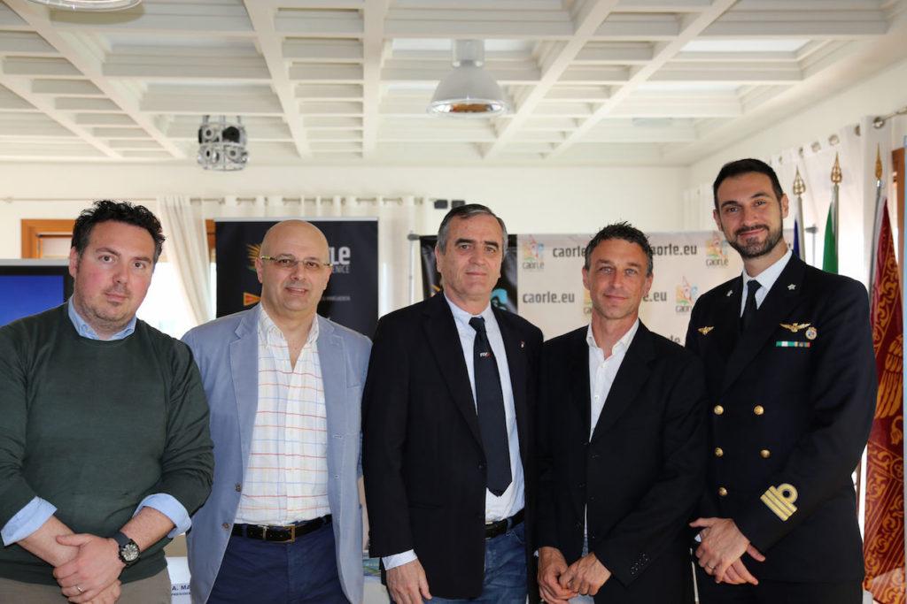Boatto, Nani, Villani, Marcorin e Passaro