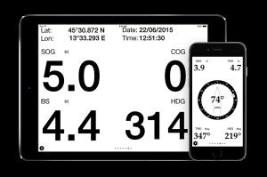 Astra Yachts ESA Instruments Display