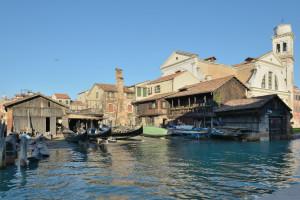 Venezia Squero San Trovaso