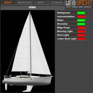 Web Yacht by Alger