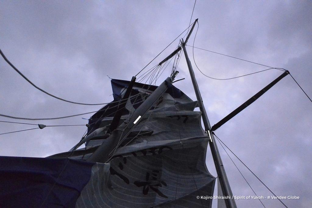 Spirit of Yukoh Kojiro Shiraishi Vendée Globe