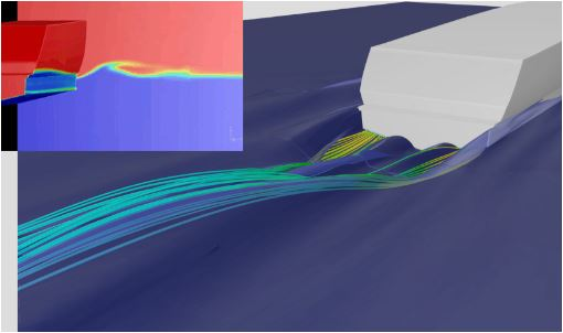 Nu.M.i.D.I.A. realtà virtuale design navale