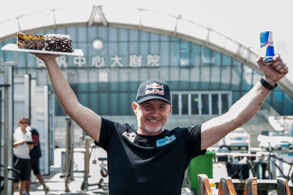 Extreme Sailing Series Qingdao Hagara