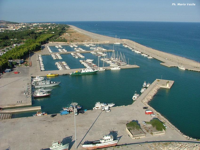 Porto delle Grazie Roccella Ionica Assonat