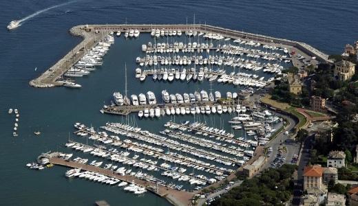 Il porto di Rapallo