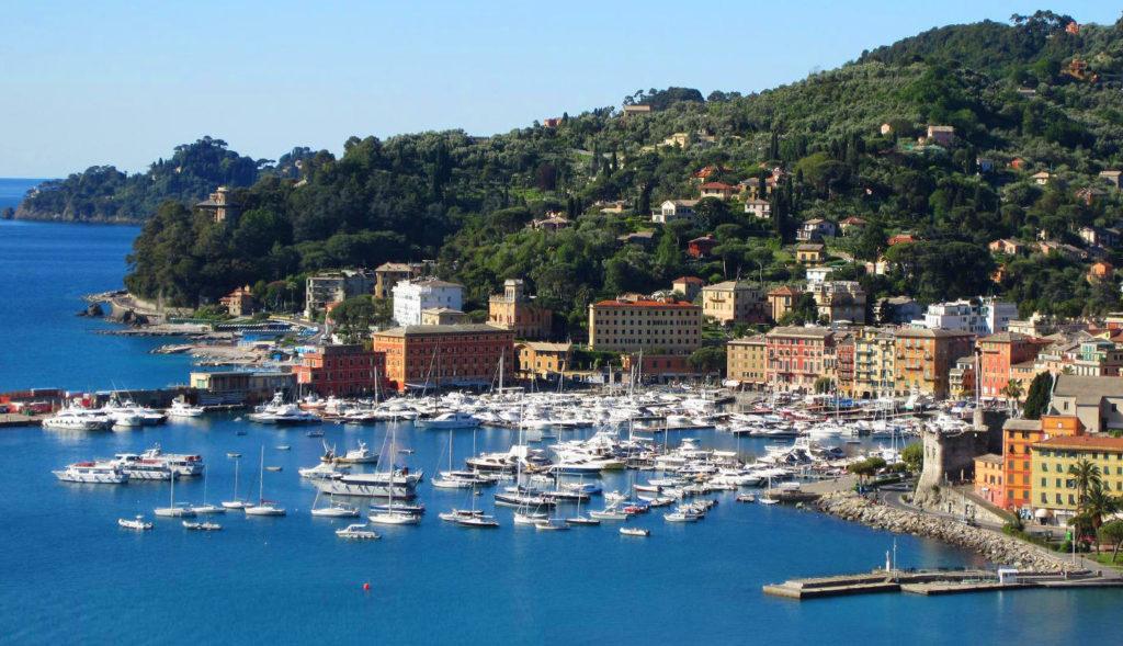 Il porto di S. Margherita Ligure