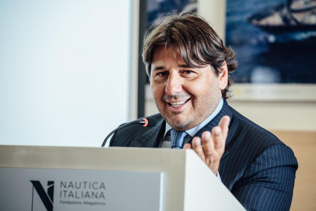 Lamberto Tacoli nautica Italiana
