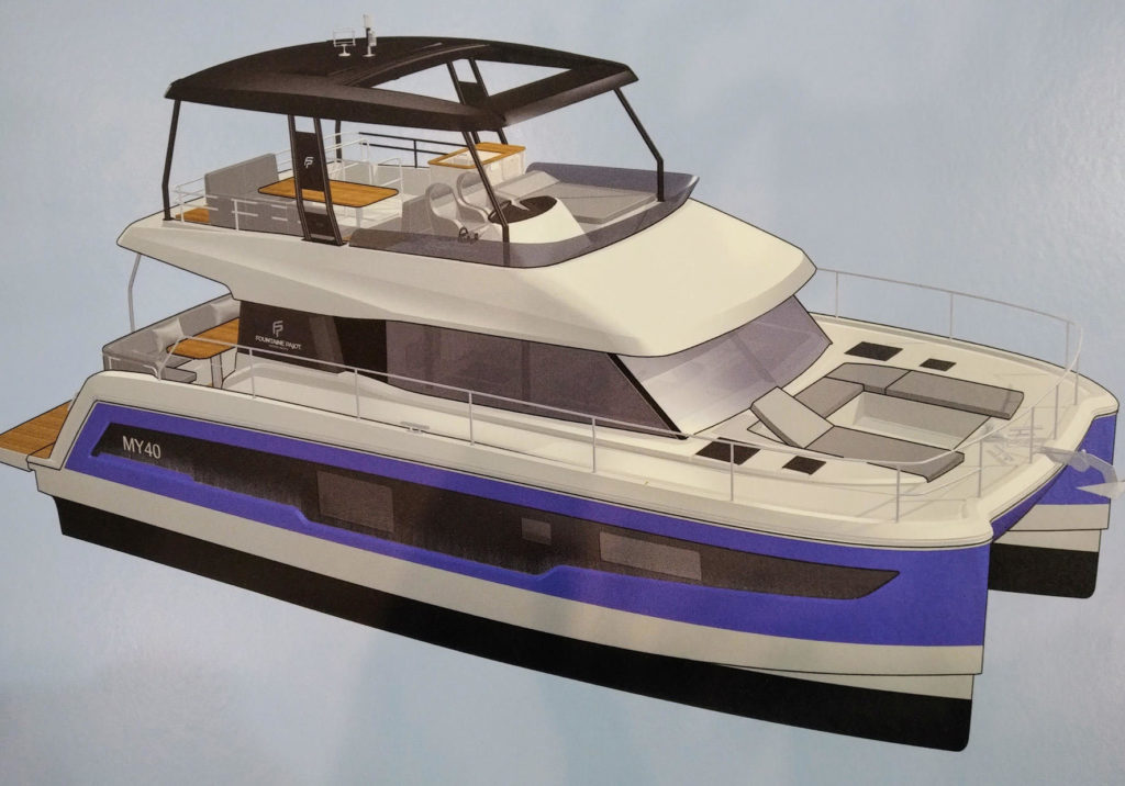 EuroSail Yacht FP MY40