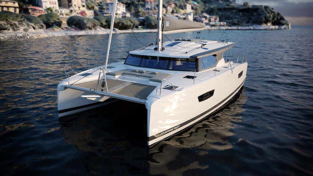 EuroSail Yacht FP New 42 prua