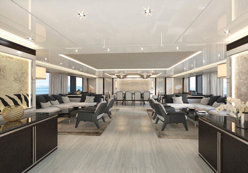 Rosetti Superyachts 48m Supply Vessel